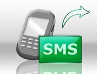 SMS küldés