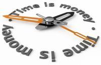 -Az idő pénz-